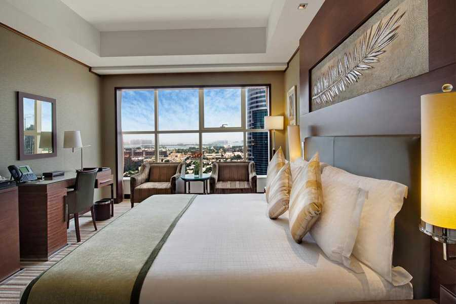 Grand Millenium Dubai – Bedroom