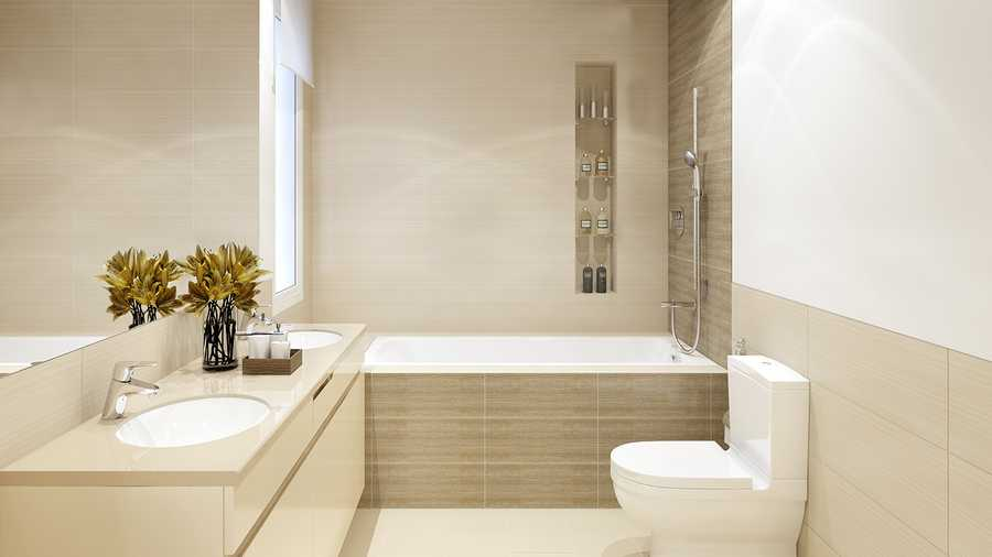 Sama Townhouses – Bathroom