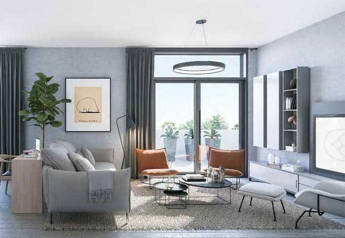 Belgravia II – Living Room
