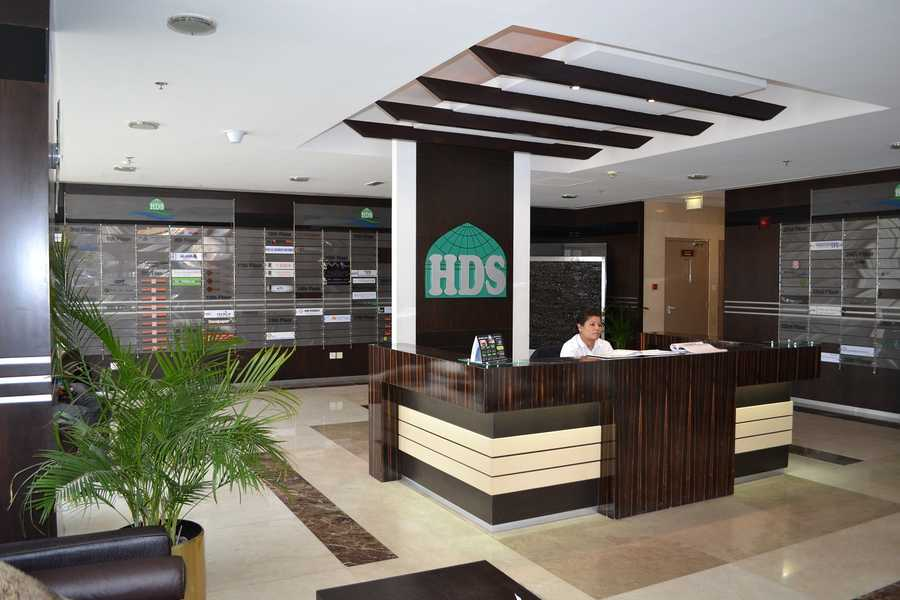 HDS Tower – Lobby