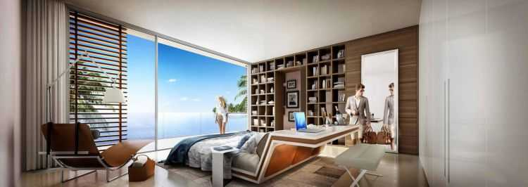 Germany Island Villas – Bedroom