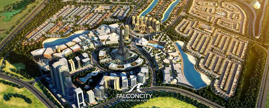 Falcon City of Wonders