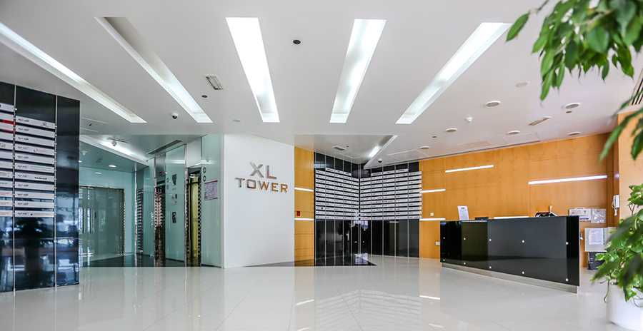 XL Tower – Lobby