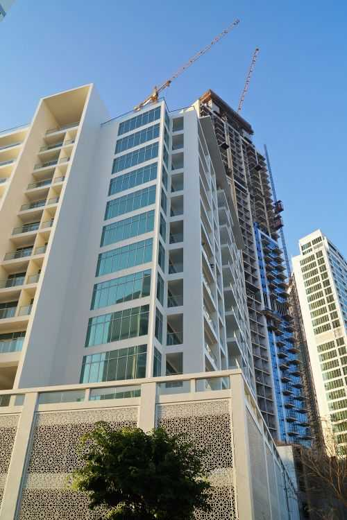 Bahia Residences 1 – View
