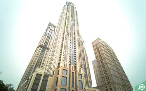 Amna Tower Apartments