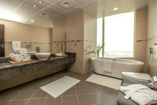 Nassima Tower – Bathroom