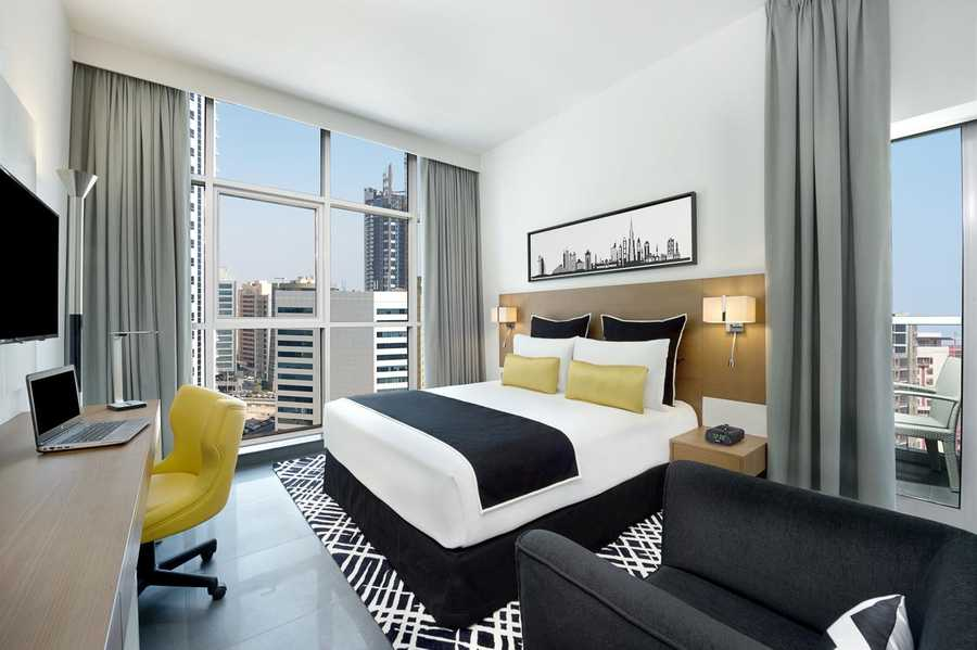 Tryp by Wyndham Dubai – Bedroom