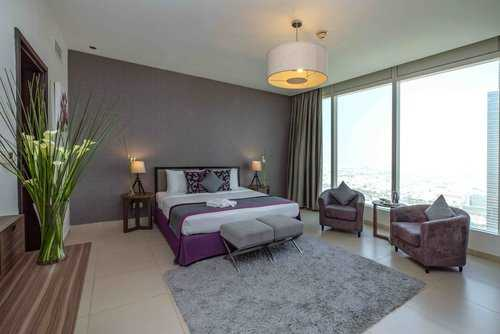 Nassima Tower – Bedroom