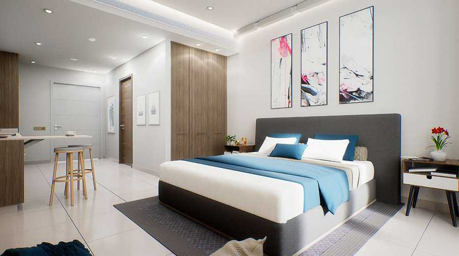Golf Views – Bedroom