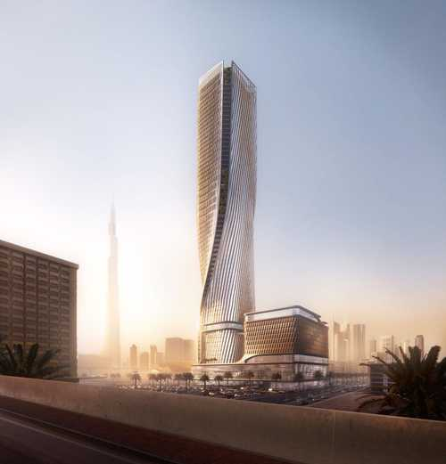 Wasl Tower Apartments