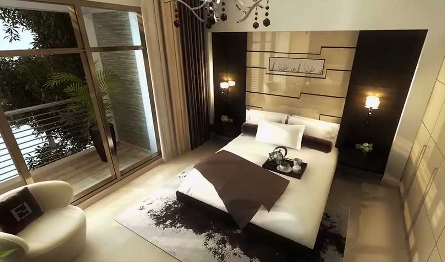 Polo Townhouses – Bedroom