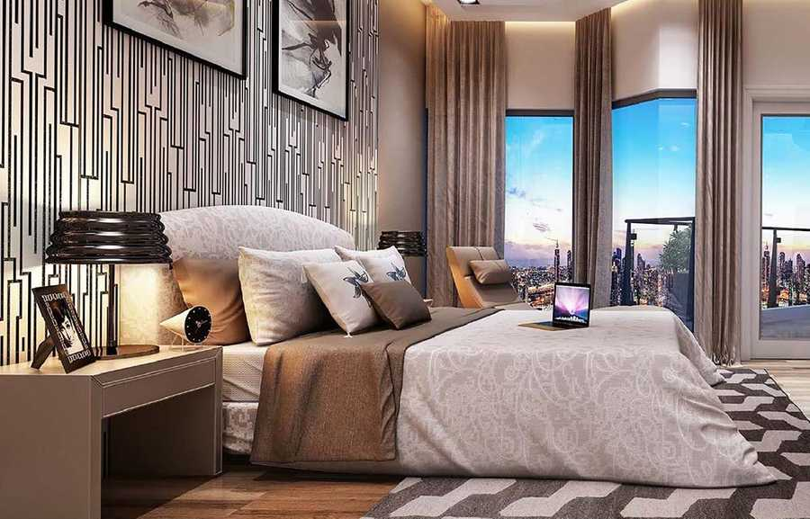Azizi Plaza – Bedroom