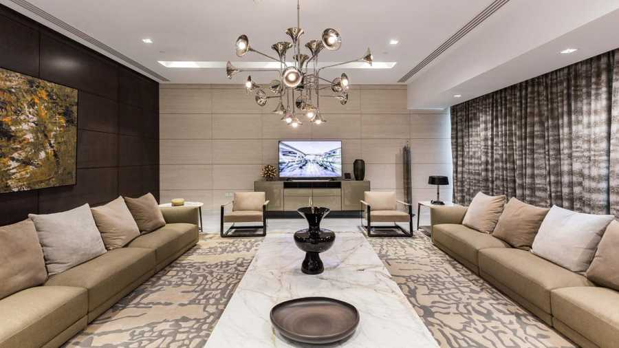 District One Villas – Living Room