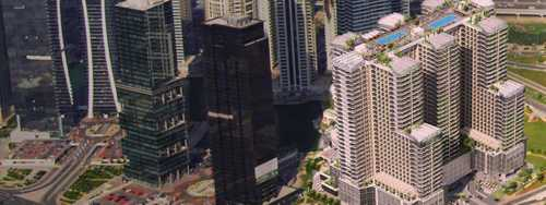 Seven City JLT Apartments