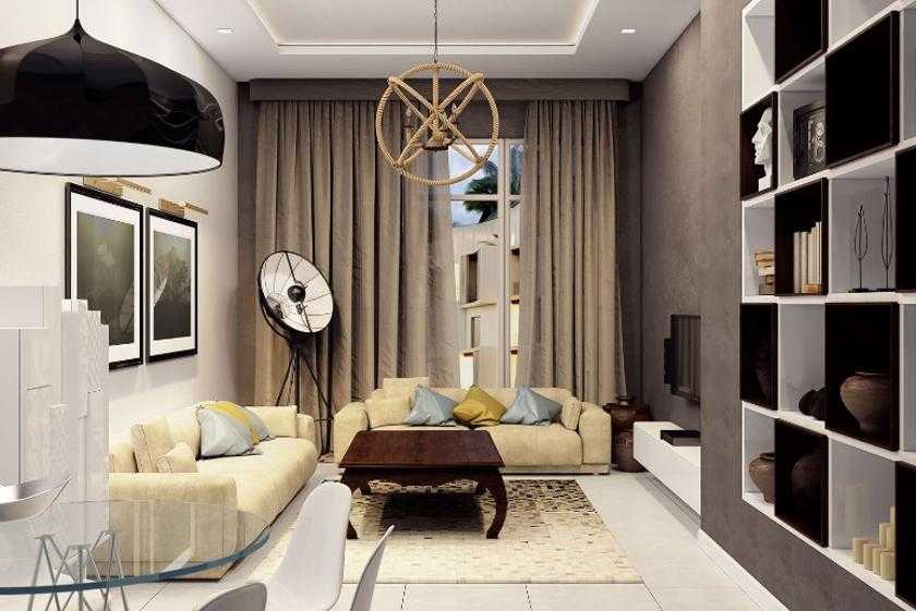 Nasayem Avenue – Living Room
