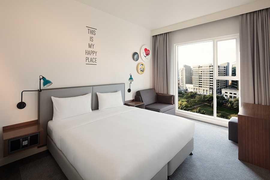 Rove City Centre – Bedroom