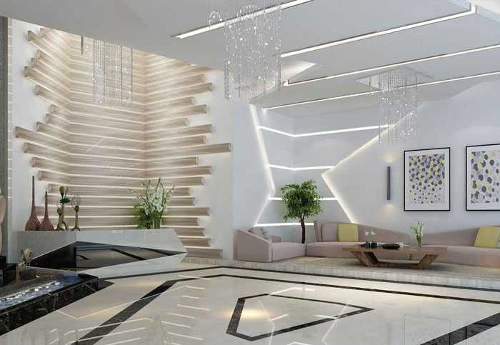 Crystal Residence – Living Area