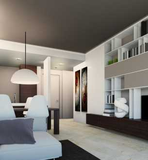 Platinum Residence  – Living Room