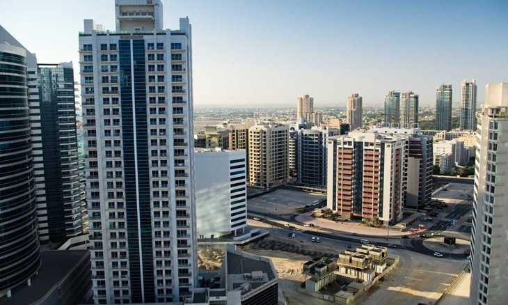 Barsha Heights – View