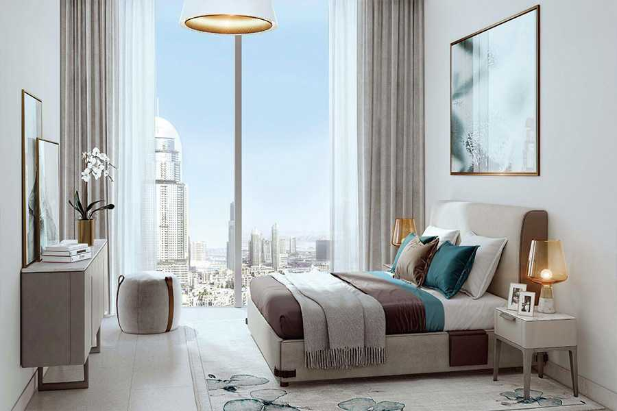Grande Signature Residences – Bedroom