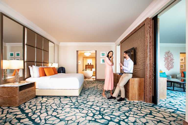 Atlantis The Palm – Bedroom
