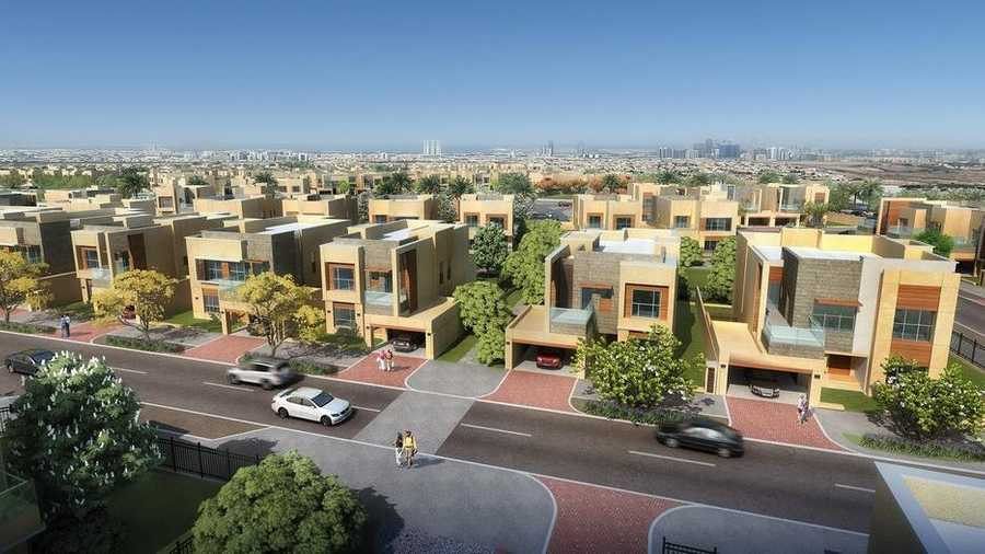 Al Barsha South – Area View