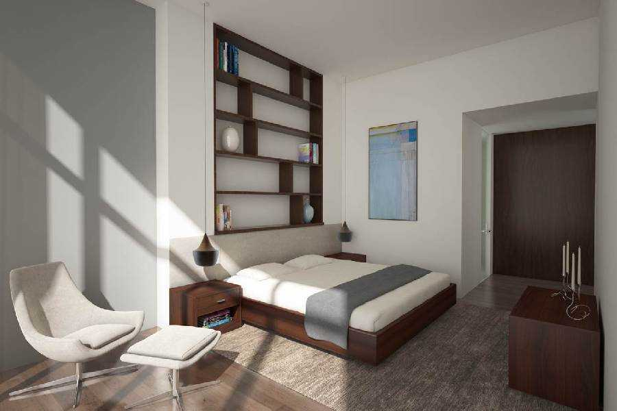 Entisar Tower – Bedroom